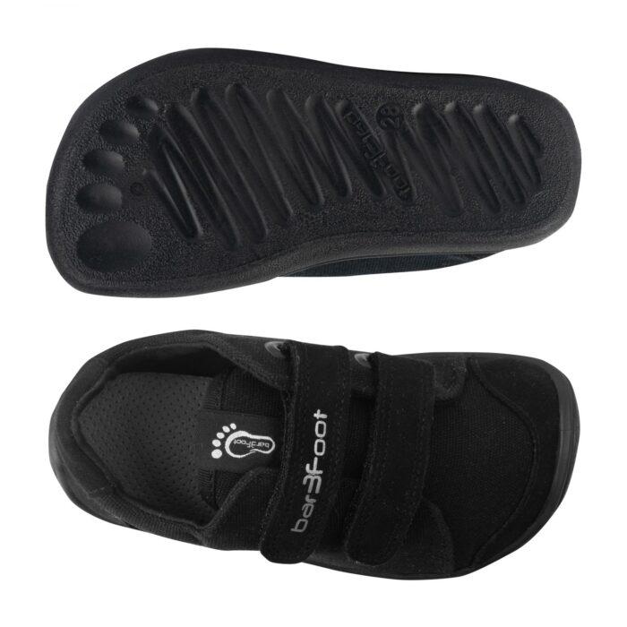 3F bar3foot laste barefoot tossud must
