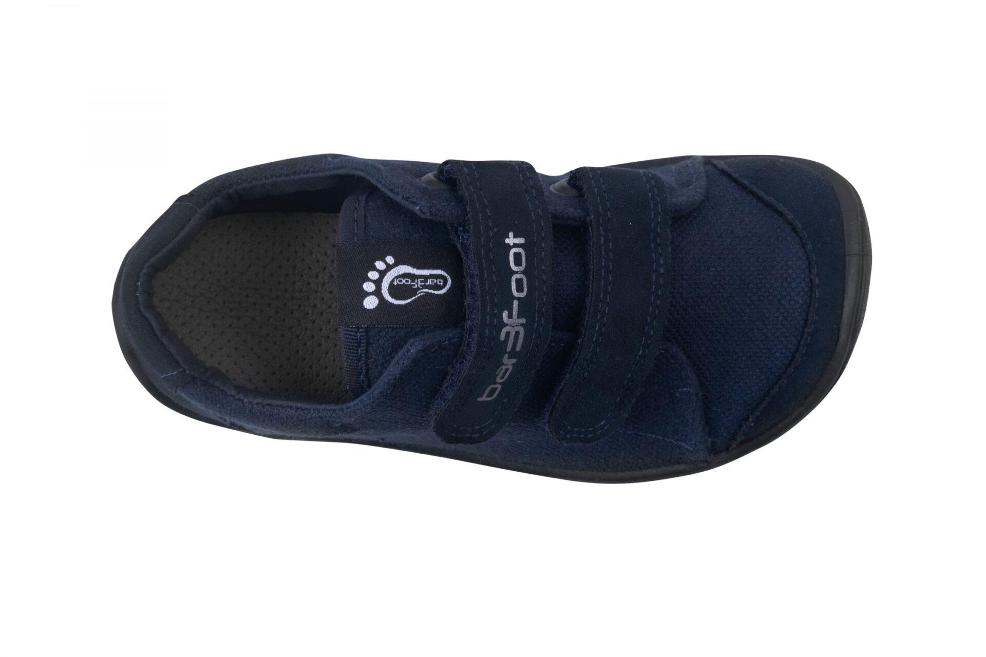 3F laste barefoot tossud tumesinine1