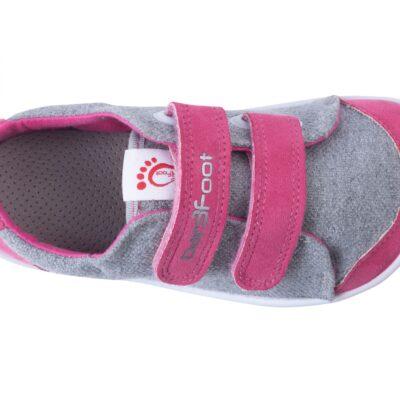 3F laste barefoot tossud roosa