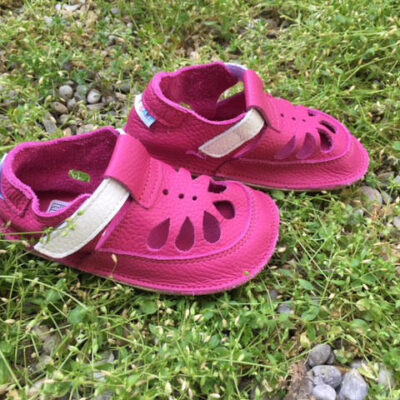Baby bare shoes barefoot sandaalid waterlily