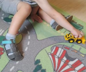 Baby Bare barefoot paljajalujalatsid vahetusjalatsid lasteaeda