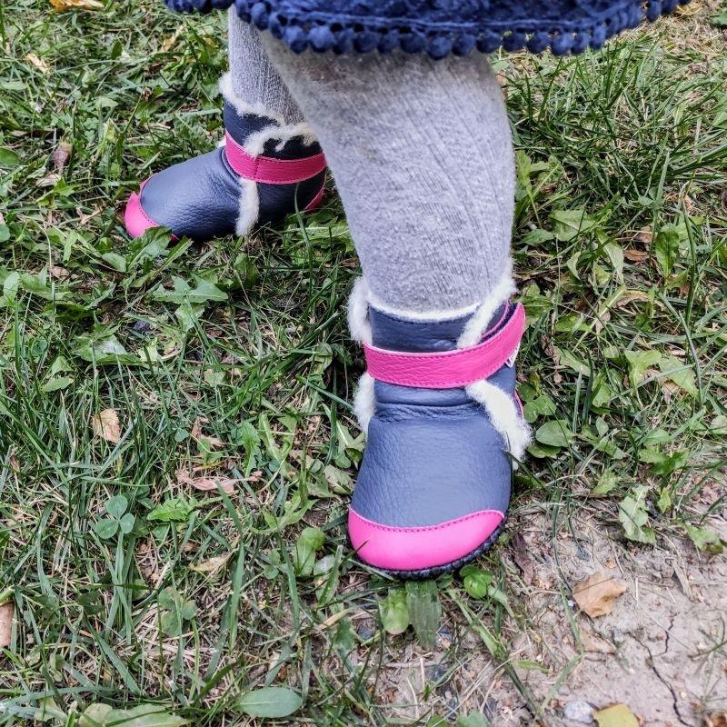 Liliputi Aspen barefoot saapad paljajalujalats lapsele