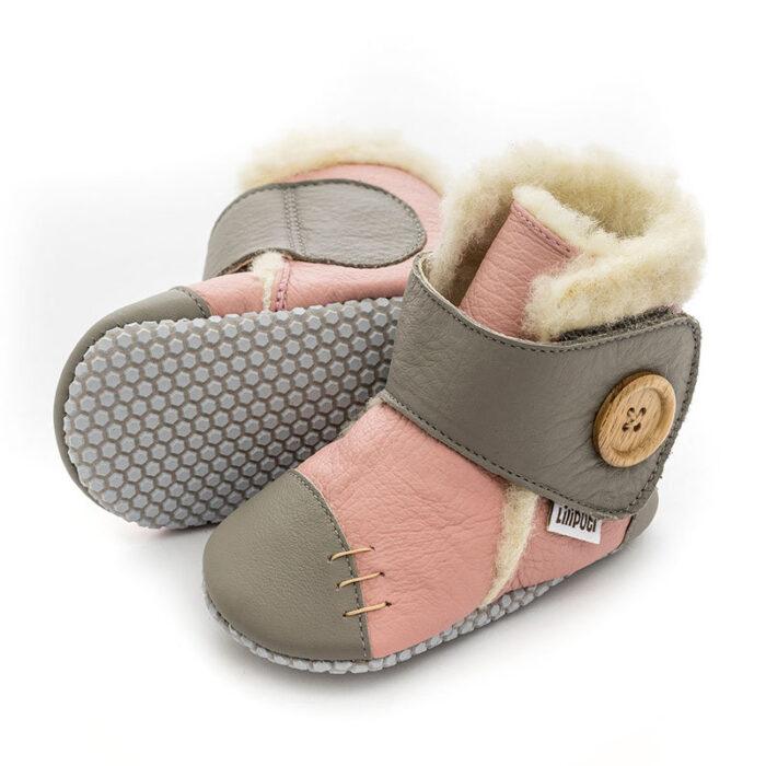Liliputi Pearl barefoot saapad