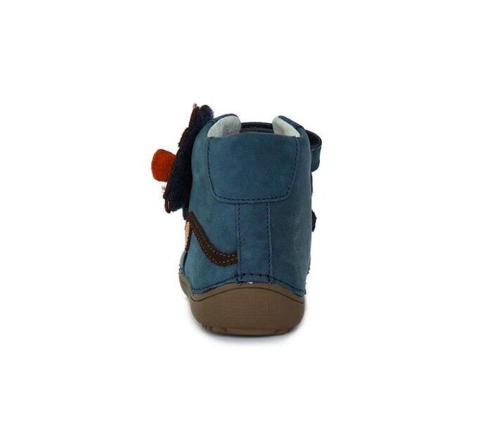 D.D.Step k/s barefoot saapad Royal blue lõviga paljajalujalats