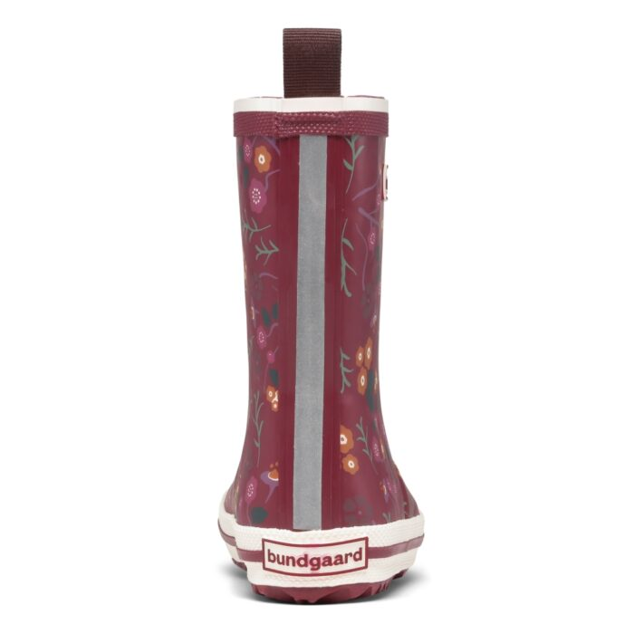 Bundgaard Classic Rubber Boot Winter Flower